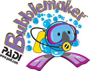PADI Bubble Maker