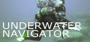 PADI - Underwater Navigator