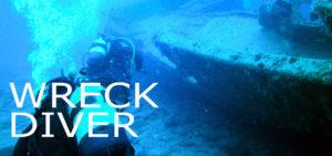 PADI - Wreck Diver