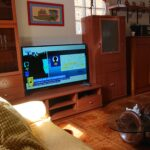 Living Room - Television